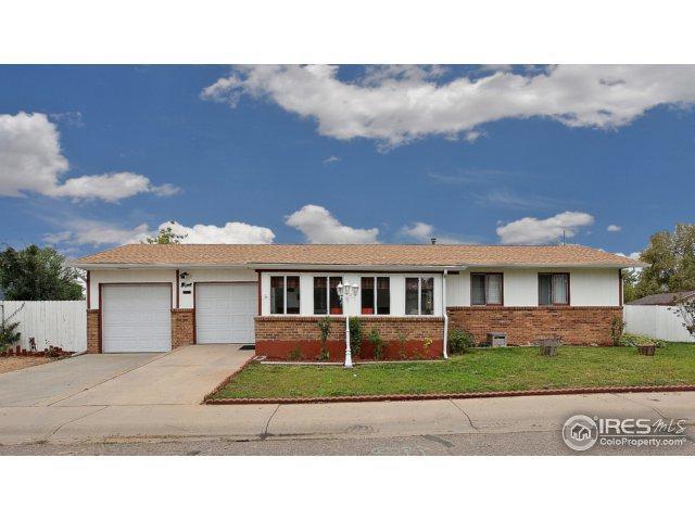 1110 Nantucket St, Windsor, CO 80550 (#841357) :: The Peak Properties Group