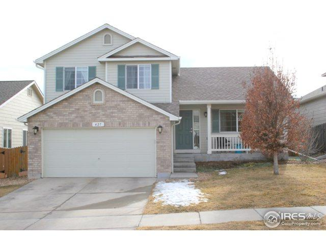 427 Peyton Dr, Fort Collins, CO 80525 (#841441) :: The Peak Properties Group