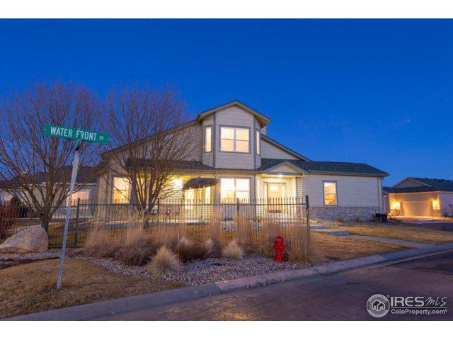 1506 Waterfront Dr, Windsor, CO 80550 (MLS #841450) :: Downtown Real Estate Partners
