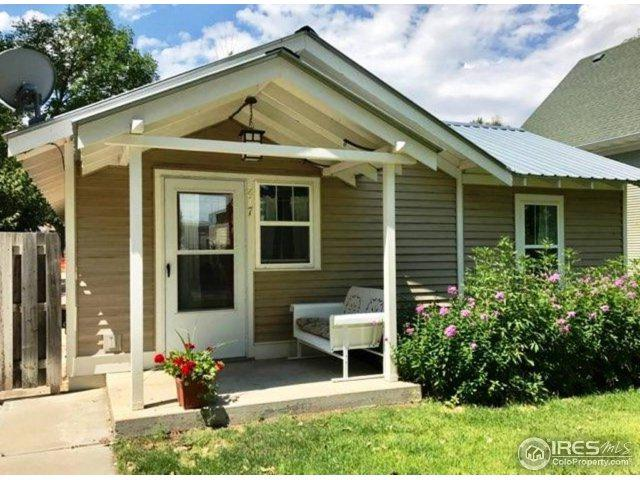 217 Logan Ave, Merino, CO 80741 (#841506) :: The Peak Properties Group
