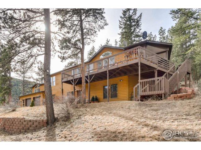 579 Hemlock Dr, Lyons, CO 80540 (MLS #841545) :: 8z Real Estate