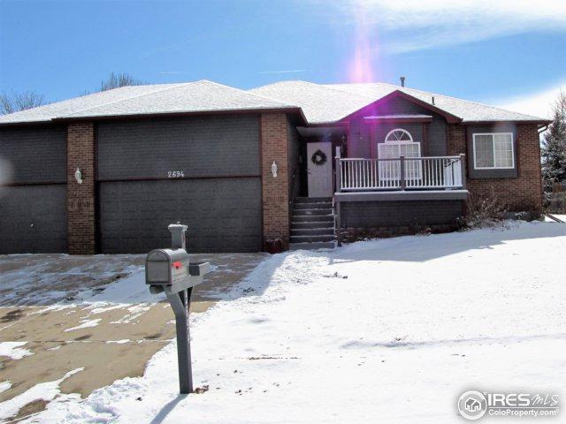 2694 Meadow Ln, Mead, CO 80542 (MLS #841548) :: Kittle Real Estate