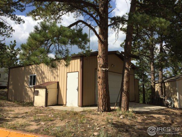 46 Pine Nut Ln, Red Feather Lakes, CO 80545 (MLS #841555) :: Kittle Real Estate