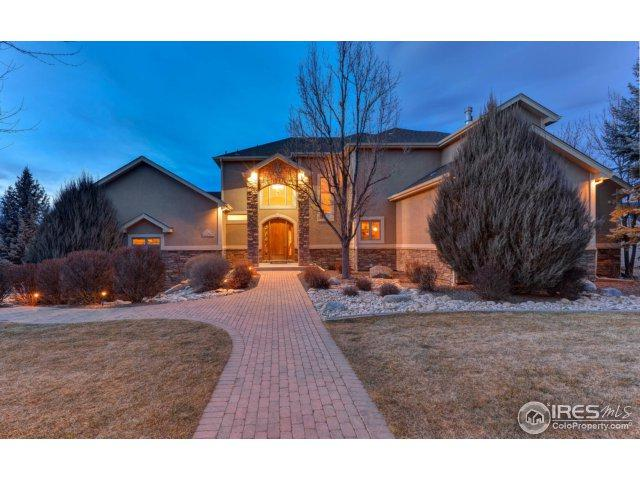 703 Rossum Dr, Loveland, CO 80537 (MLS #841594) :: The Daniels Group at Remax Alliance