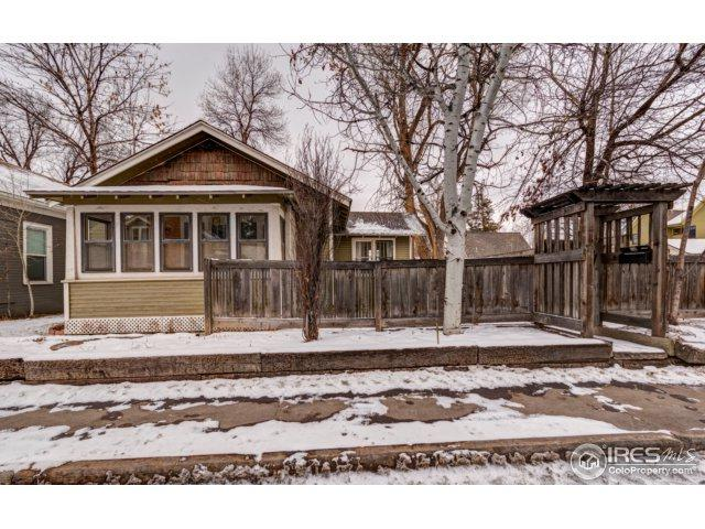 110 S Shields St, Fort Collins, CO 80521 (#841611) :: The Peak Properties Group