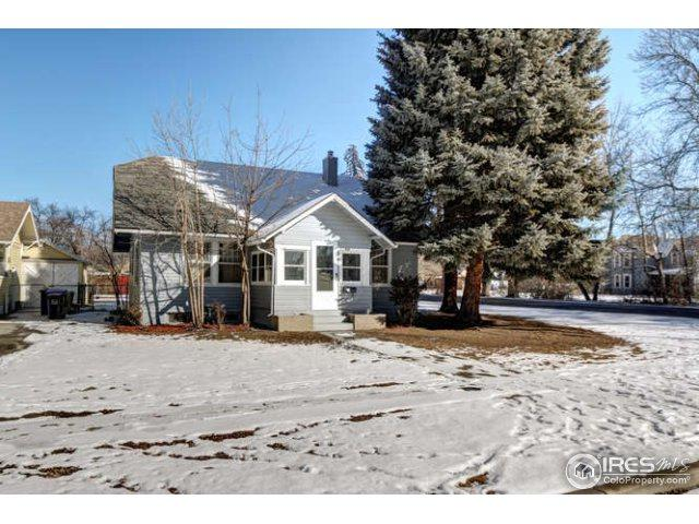 611 E 8th St, Loveland, CO 80537 (MLS #841652) :: The Daniels Group at Remax Alliance