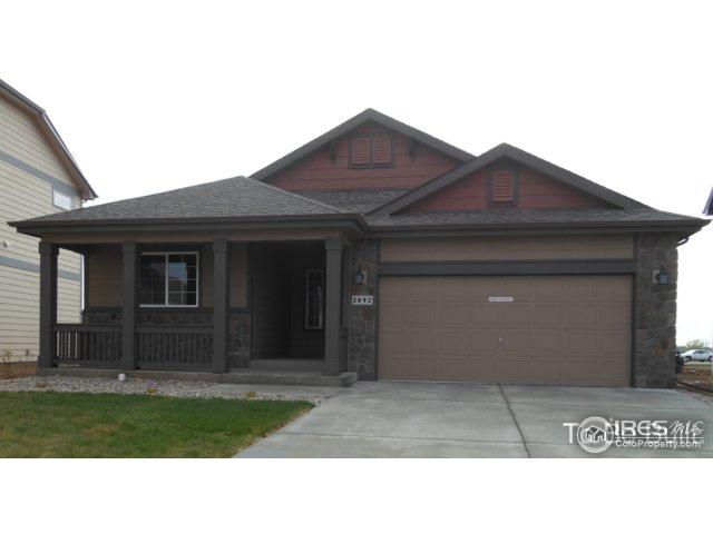442 Ptarmigan St, Severance, CO 80550 (MLS #841672) :: Kittle Real Estate