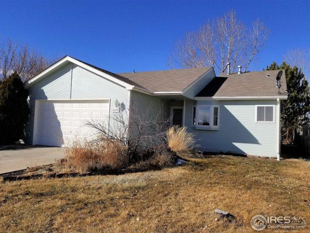 3921 Belmont Ave, Evans, CO 80620 (MLS #841680) :: Tracy's Team