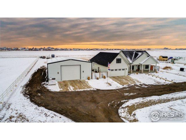 4822 County Road 50, Johnstown, CO 80534 (MLS #841682) :: Kittle Real Estate