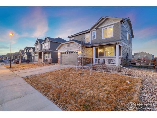 1542 Sorenson Dr, Windsor, CO 80550 (MLS #841685) :: Tracy's Team