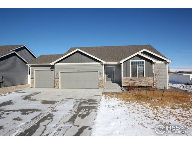 4482 Carlyle Ln, Wellington, CO 80549 (MLS #841759) :: Kittle Real Estate