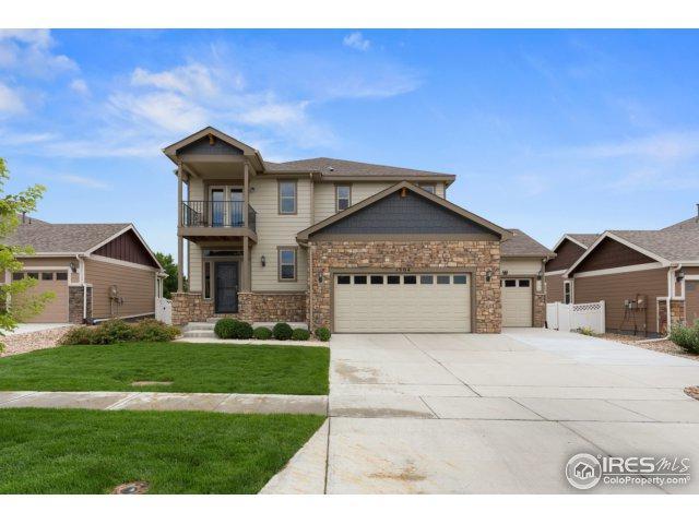 1304 Gateway Park Dr, Berthoud, CO 80513 (MLS #841784) :: Downtown Real Estate Partners