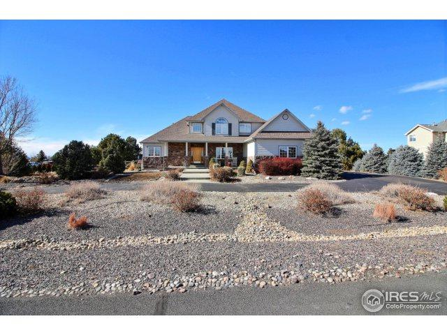 1453 Red Fox Cir, Severance, CO 80550 (MLS #841788) :: Kittle Real Estate