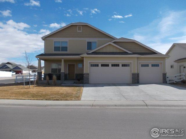 402 S Hawthorn St, Frederick, CO 80530 (MLS #841790) :: Tracy's Team