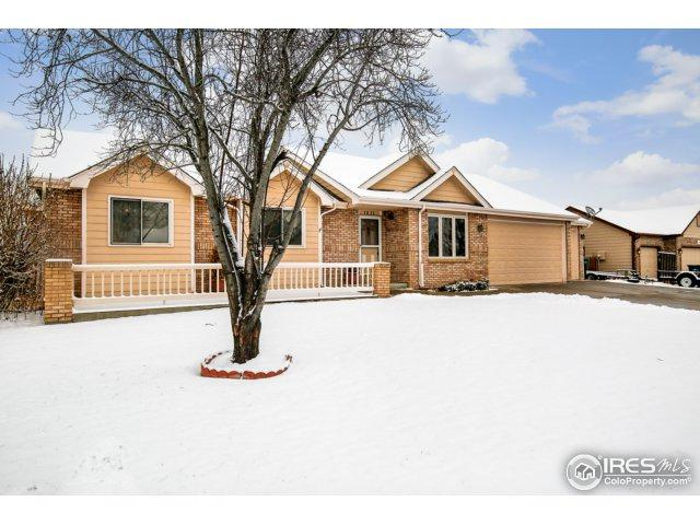 1211 N 4th St, Johnstown, CO 80534 (MLS #841800) :: Kittle Real Estate