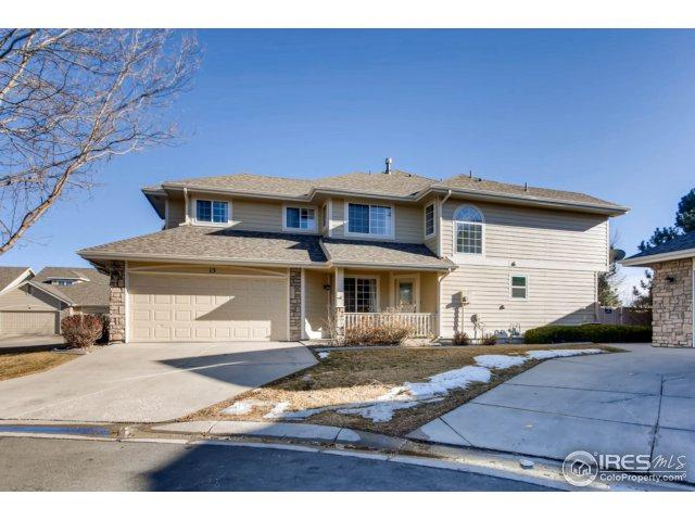 3500 Swanstone Dr #13, Fort Collins, CO 80525 (MLS #841801) :: Downtown Real Estate Partners