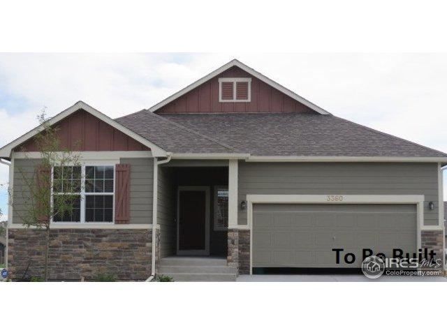 531 El Diente Ave, Severance, CO 80550 (MLS #841805) :: Kittle Real Estate