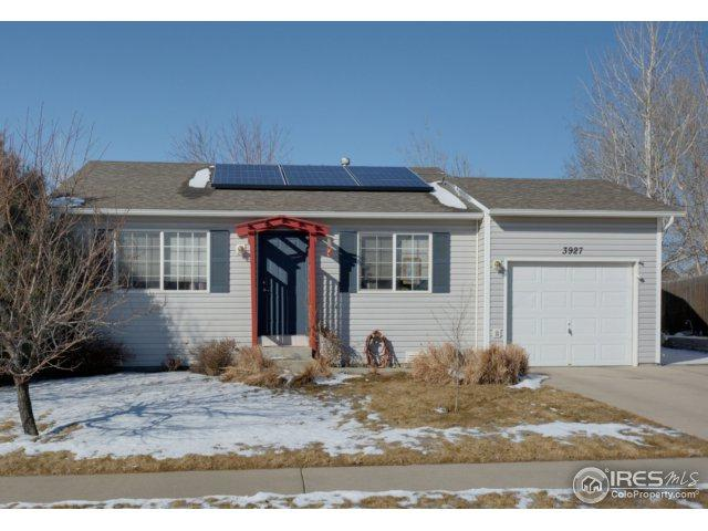 3927 Partridge Ave, Evans, CO 80620 (MLS #841810) :: 8z Real Estate