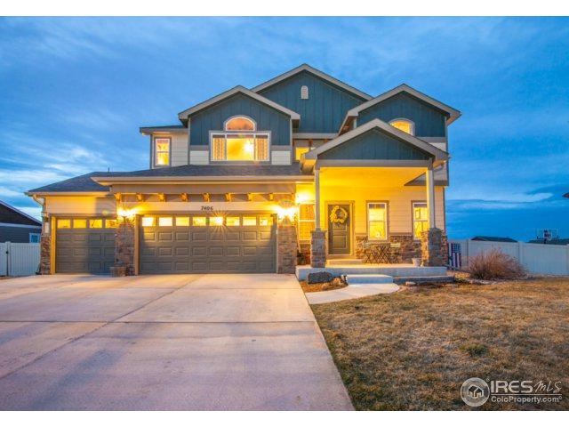 7406 Rosecroft Dr, Windsor, CO 80550 (#841836) :: The Peak Properties Group