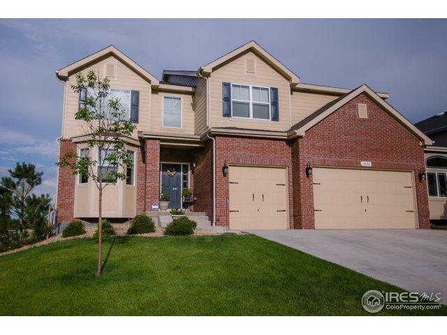 8804 Welsh Ln, Frederick, CO 80504 (MLS #841863) :: Tracy's Team
