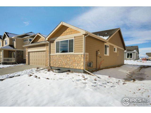 444 Ptarmigan St, Severance, CO 80550 (MLS #841885) :: Kittle Real Estate