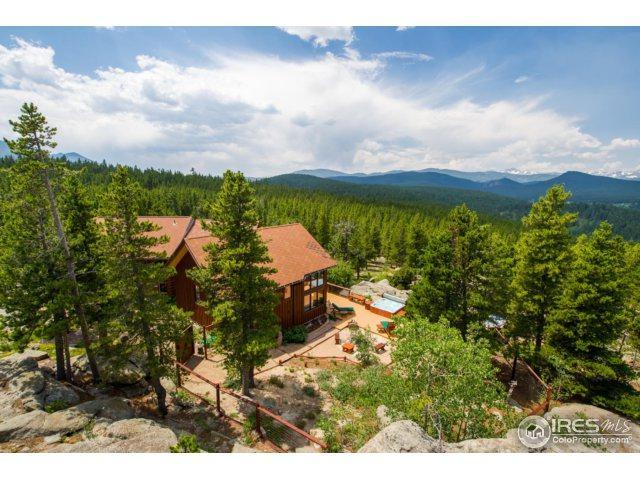 646 Emory Rd, Black Hawk, CO 80422 (MLS #841919) :: 8z Real Estate