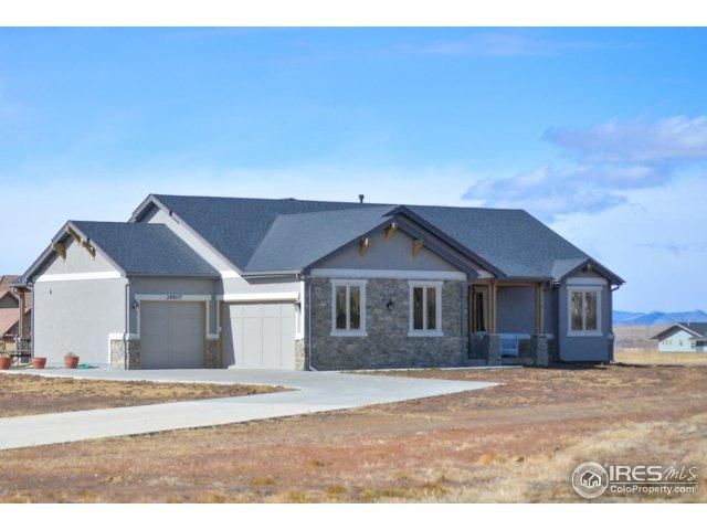 39507 Sunset Ridge Ct, Severance, CO 80610 (MLS #841922) :: Kittle Real Estate