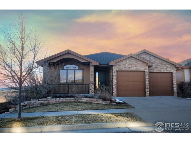 4763 Prairie Vista Dr, Fort Collins, CO 80526 (MLS #841936) :: Kittle Real Estate