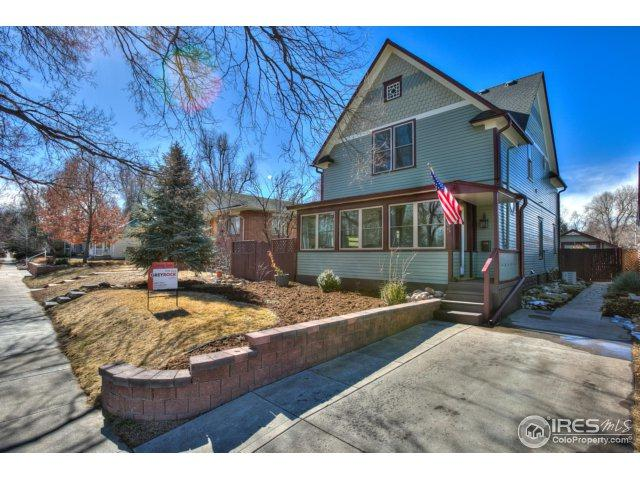 405 Smith St, Fort Collins, CO 80524 (MLS #841943) :: Kittle Real Estate