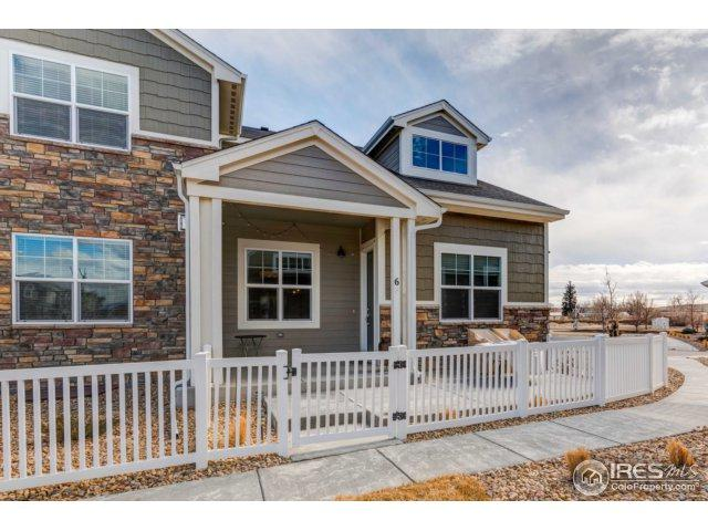 2163 Montauk Ln #6, Windsor, CO 80550 (MLS #841945) :: Tracy's Team