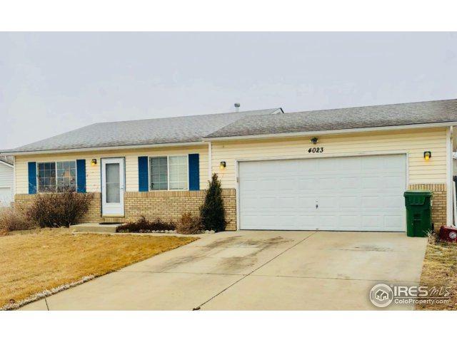 4023 Dove Ln, Evans, CO 80620 (MLS #841962) :: 8z Real Estate