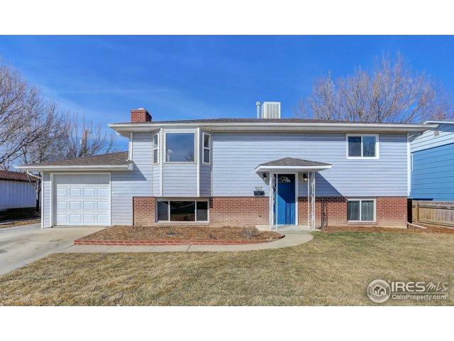 927 20th St, Loveland, CO 80537 (MLS #841970) :: Kittle Real Estate