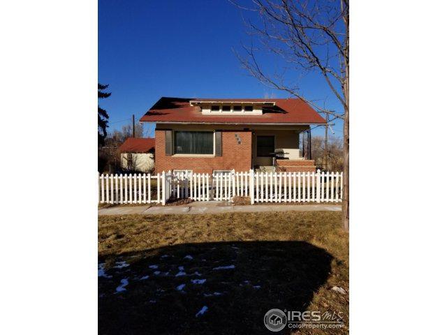 1117 17 St, Greeley, CO 80631 (MLS #842000) :: Kittle Real Estate