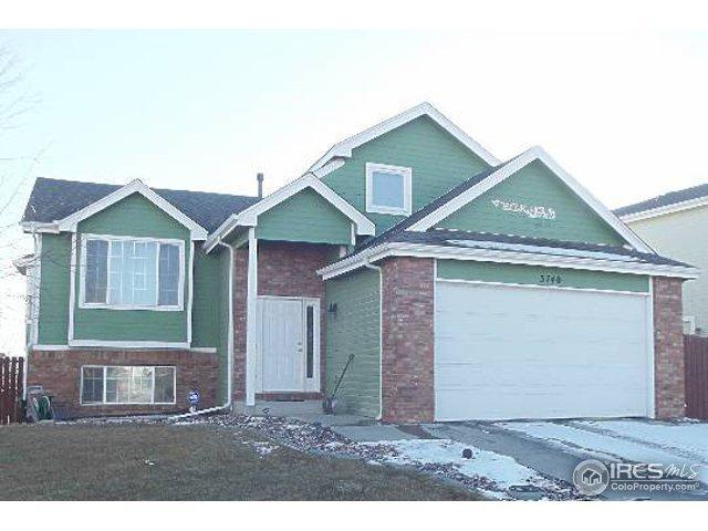 3740 Longhorn Lane, Evans, CO 80620 (MLS #842012) :: Kittle Real Estate