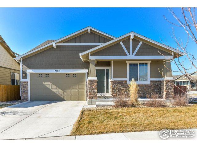 7203 Crooked Arrow Ln, Fort Collins, CO 80525 (MLS #842018) :: Kittle Real Estate