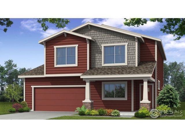 3903 River Birch St, Wellington, CO 80549 (MLS #842033) :: Kittle Real Estate