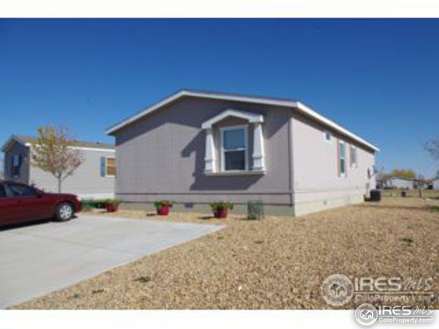 3388 Yucca Cir #215, Evans, CO 80620 (MLS #842035) :: Kittle Real Estate