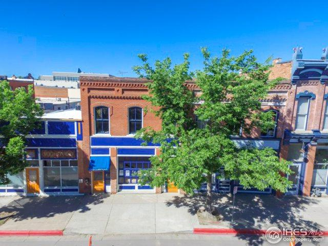 237 Jefferson St #200, Fort Collins, CO 80524 (MLS #842044) :: Kittle Real Estate