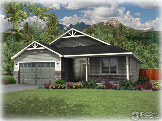 1050 Wagon Train Dr, Milliken, CO 80543 (MLS #842046) :: Kittle Real Estate