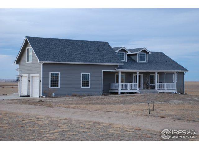 6107 County Road 79, Roggen, CO 80652 (MLS #842048) :: Kittle Real Estate