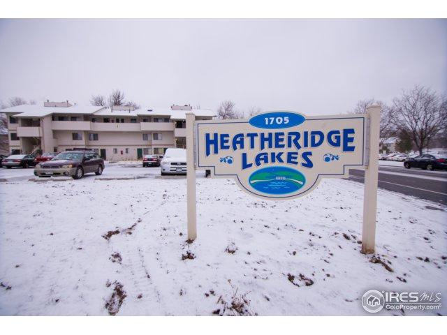 1705 Heatheridge Rd #102, Fort Collins, CO 80526 (MLS #842071) :: 8z Real Estate