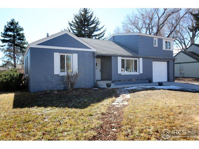 1215 W Magnolia St, Fort Collins, CO 80521 (MLS #842072) :: Tracy's Team