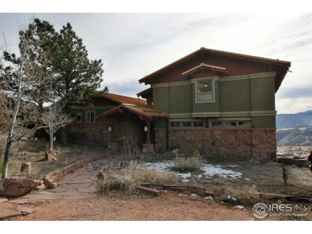 1262 Steamboat Valley Rd, Lyons, CO 80540 (MLS #842073) :: 8z Real Estate