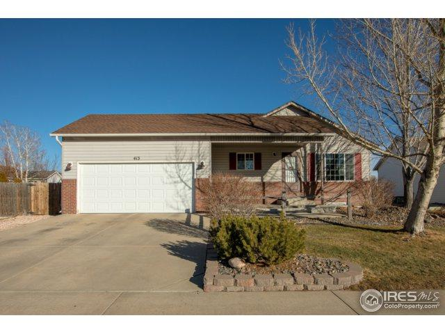 413 14th St, Windsor, CO 80550 (MLS #842076) :: Tracy's Team