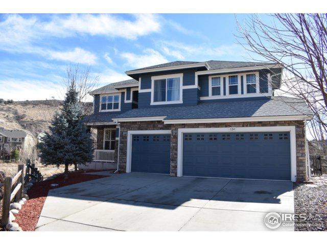 124 Peregrine Ln, Lyons, CO 80540 (MLS #842081) :: 8z Real Estate