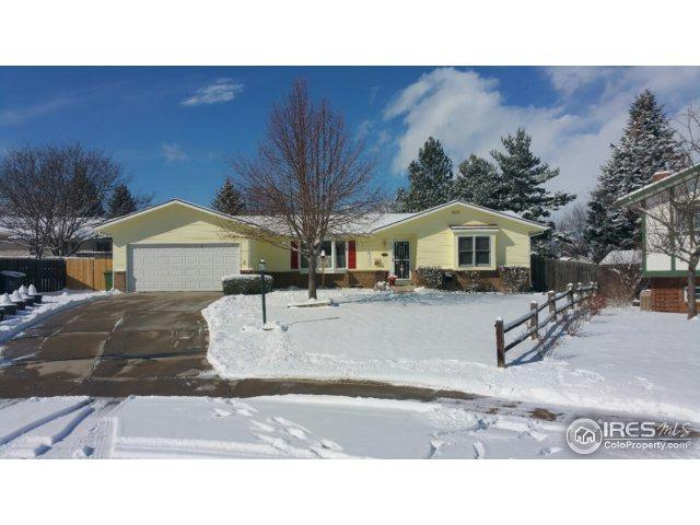 409 Lodge Pole Pl, Loveland, CO 80538 (MLS #842088) :: Tracy's Team
