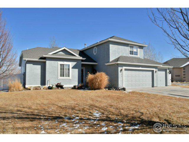 150 63rd Ave, Greeley, CO 80634 (MLS #842095) :: Tracy's Team