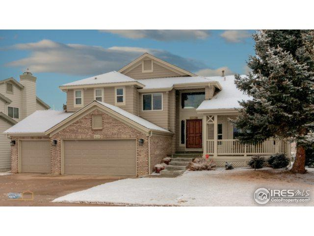 948 Saint Andrews Ln, Louisville, CO 80027 (MLS #842107) :: Tracy's Team