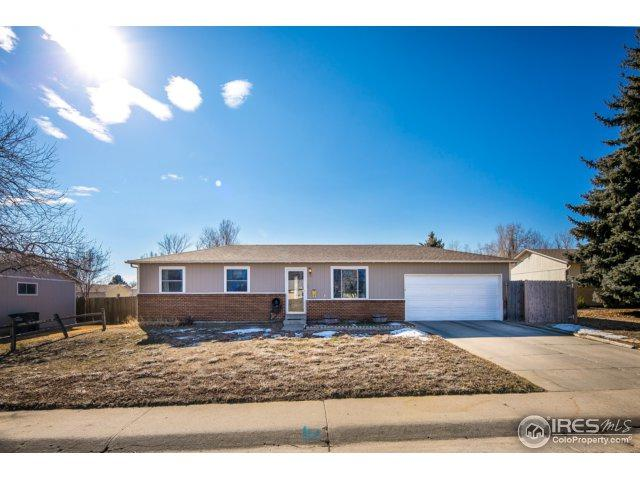 2918 W 17th St, Greeley, CO 80634 (#842124) :: The Umphress Group