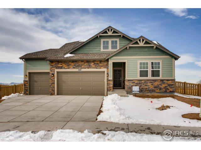 5107 Odessa Lake St, Timnath, CO 80547 (MLS #842131) :: The Forrest Group